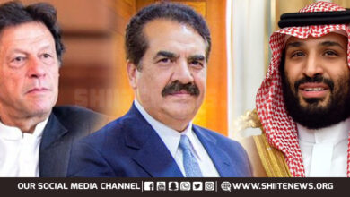 Saudi regime sends former general Raheel Sharif on assignment