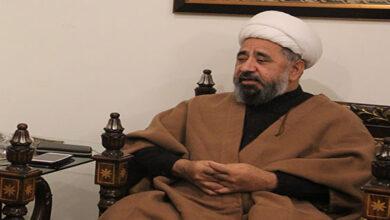 Allama Sajid Naqvi calls Allama Amin Shaheedi to express solidarity