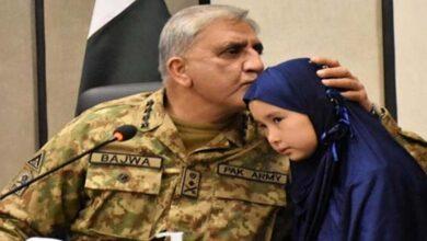 Pakistan Army Chief meets families of martyred Hazara Shia coalminers