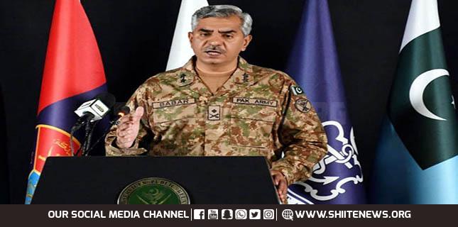 DG ISPR says every Pakistani a sepoy of Operation Raddul Fasaad