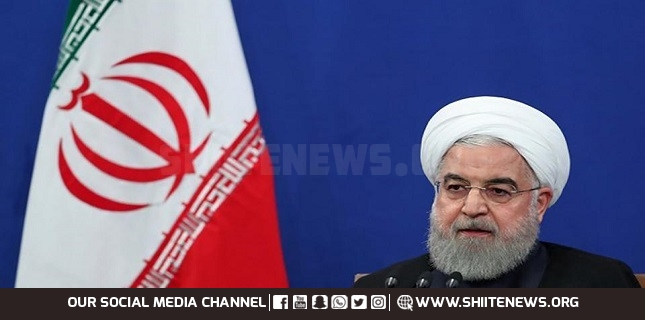 Rouhani criticizes EU partners for lack of commitment