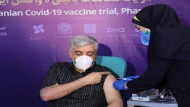 Iranian COVID-19 vaccine