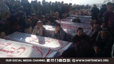 Ali Zaidi and Zulfi Bukhari fail to persuade Hazara Shia
