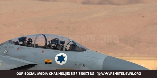 Israeli F-15 Warplanes