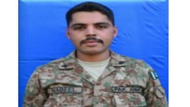 Indian troops unprovoked firing along LoC kills a sepoy of Pakistan Army