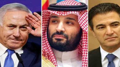 Saudi regime work in tandem with Mossad