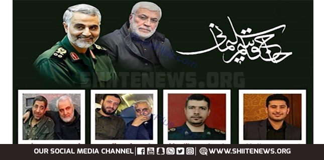 Worldwide events show Qassem Soleimani winner of hearts and minds