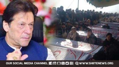Families of martyred Hazara Shia coalminers ask PM