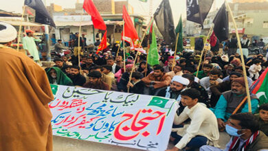 More sit in protest camps set up for solidarity with Hazara Shia
