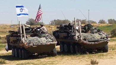 Israel being included in US Central Command