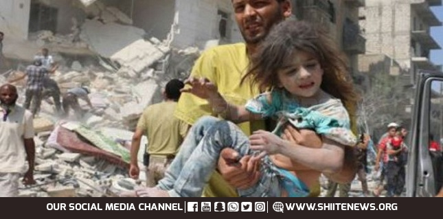 US shelling