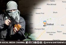 ISIS Daesh terrorist arrested in Sialkot raid