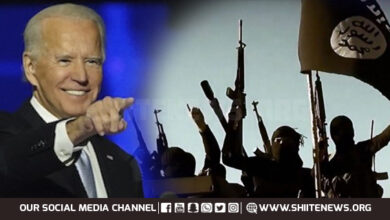 Link between ISIS Daesh revival and Biden led US