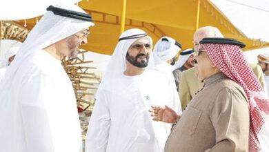 UAE and Bahraini monarchs hunting globally protected houbara bustards
