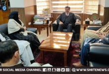 MWM delegation meets AIOU VC