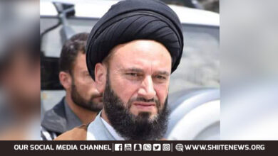 Allama Rahat rejects anti Shia campaign