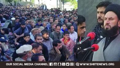 Allama Rahat Hussaini hails interim provincial status