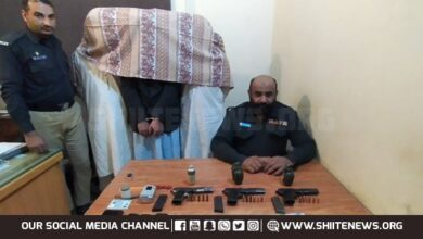 Karachi police arrests three terrorists of outlawed TTP Taliban