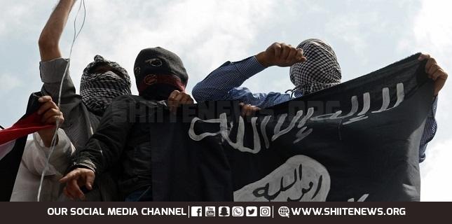 ISIL Takfiri group