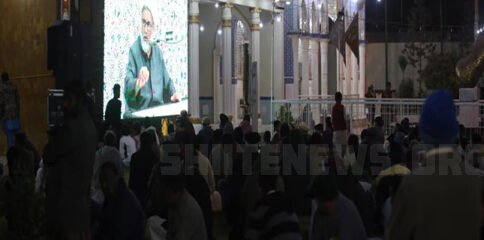 Martyr of Quds Qassem Soleimani and Martyrs of Mach