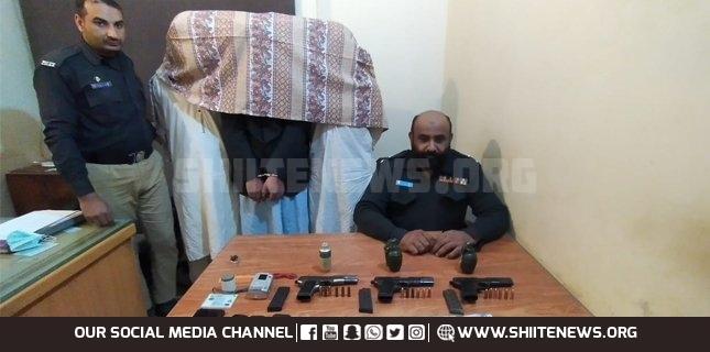 Karachi police arrests three terrorists of outlawed TTP Taliban