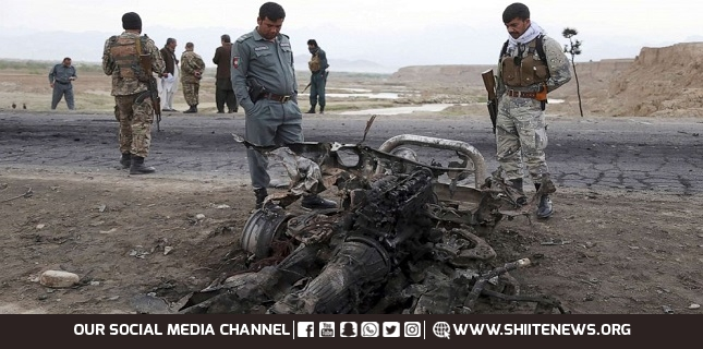 57 Taliban terrorists killed in Afghanistan