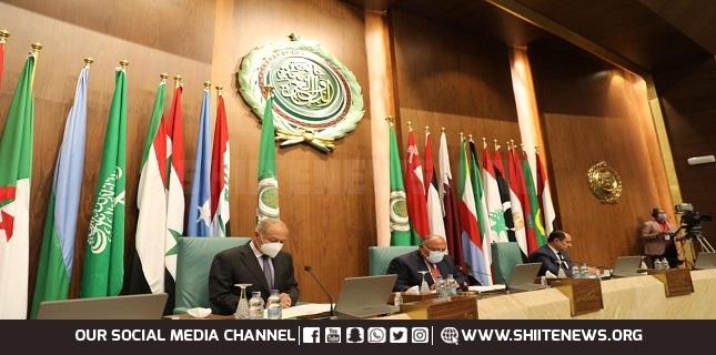 Arab League rejects