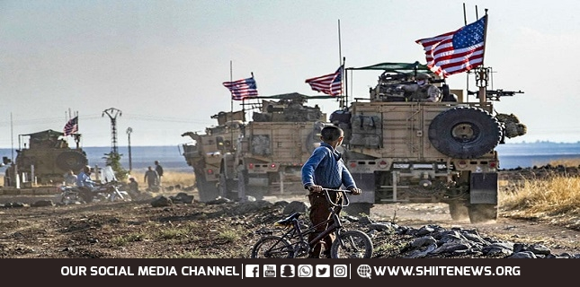US occupation