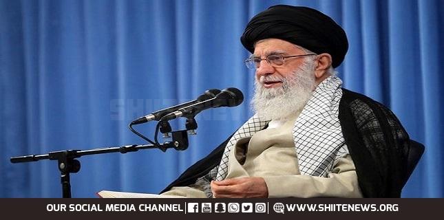 Ayatollah Khamenei hails youth's strong presence in Iran's vital arenas