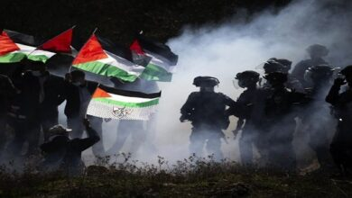 Dozens of Palestinians injured by Israeli forces in West Bank