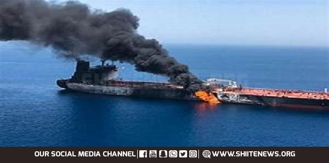 Explosion Hits Israeli-owned Cargo Ship in Gulf of Oman