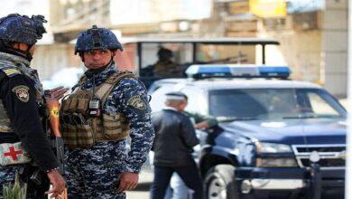 ISIS attacks Iraqi federal police in Kirkuk