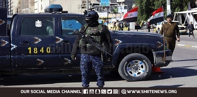 Iraqi Army arrests two wanted ISIL terrorists in Diyala