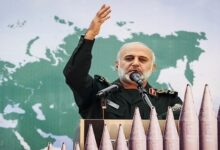 Israel to pay for any miscalculation vs. Iran: Iranian commander