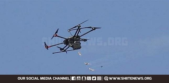 Israeli quadcopter