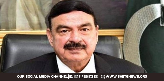 Pakistani Interior Minister visits second official border with Iran