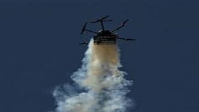 Palestinian resistance forces shoot down Israeli drone in southern Gaza: Report