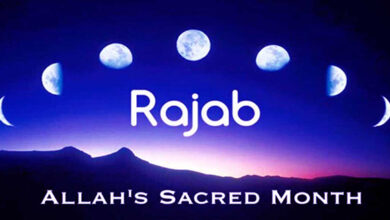 Shia Muslims accord warm welcome to Rajab
