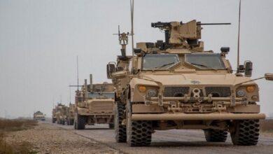 Roadside bomb hits US-led coalition convoy south of Iraq's capital