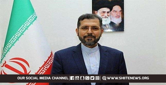 Iran welcomes Pakistan India join statement as key step for peace in South Asia
