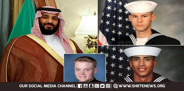 Saudi govt. complicit in shooting spree at US naval base: Victims' families