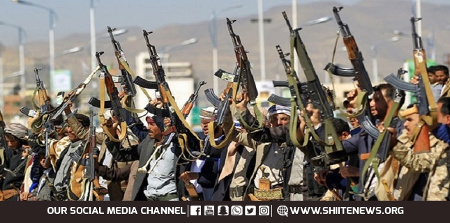 Yemeni group demands popular support amid decisive battle in Ma'rib against Saudi forces