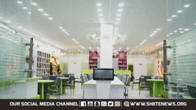 Jafar Tayyar Library new building opened for public