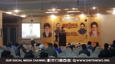 Muzaffar Kirmani remembered on 20th martyrdom anniversary