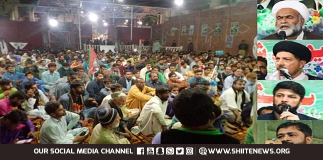 Martyrs of Qalandar Shrine remembered on 4th anniversary