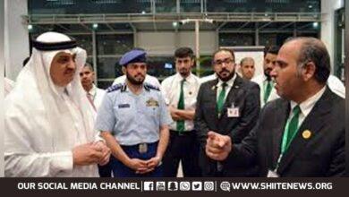 Four Saudi intelligence officials reach Pakistan without visa