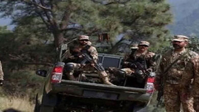 Notorious takfiri terrorists fired 5 rockets from Afghanistan in Bajaur