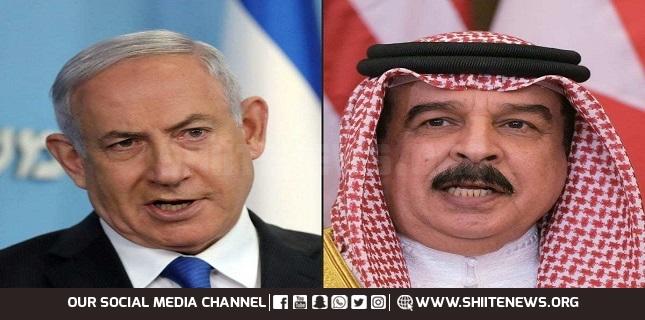 Bahrain, Israeli regimes discuss security cooperation