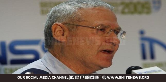 Former Israeli Intelligence Chief