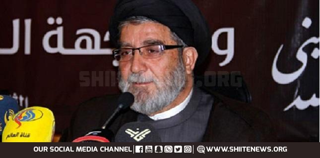 Head of Hezbollah Politburo Sayyed Ibrahim Amin Al-Sayyed